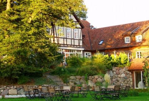 Hotel/Zimmer - Mecklenburgische Seenplatte - Hotel Gutshof Woldzegarten