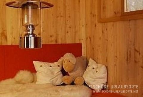 Bed & Breakfast - Oderbruch - Übernachten im Schäferwagen