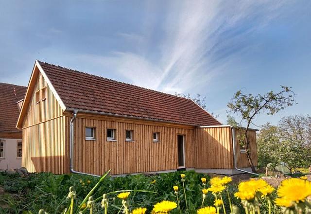 Ferienhaus - Uckermark - Landgehöft am Feldrain