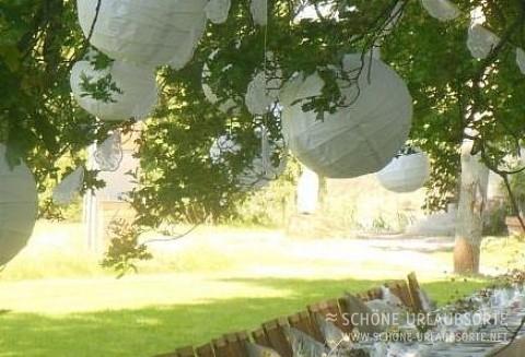 Ferienhaus - Mecklenburgische Seenplatte - Gutshaus mit Freunden & Familie