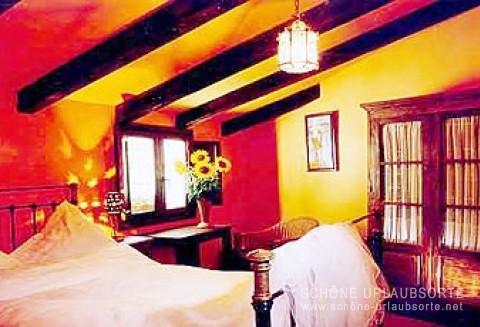 Hotel/Zimmer - Malaga - Hotel Alavera de los Baños