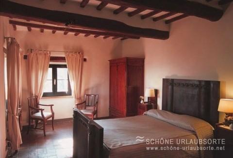 Hotel/Zimmer - Umbrien - Villa di Monte Solare