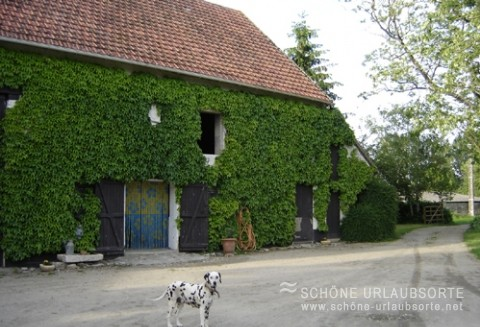 Ferienhaus - Burgund - Roulottes de Silvabelle