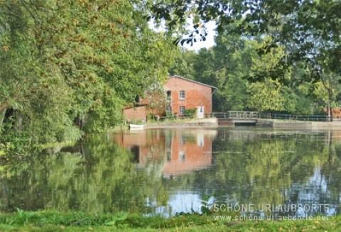 Ferienwohnung - Wendland - Historische Wassermühle