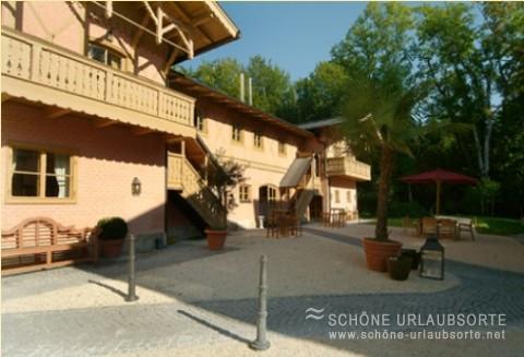 Kreativ - Oberbayern - Tagungshotel La Villa