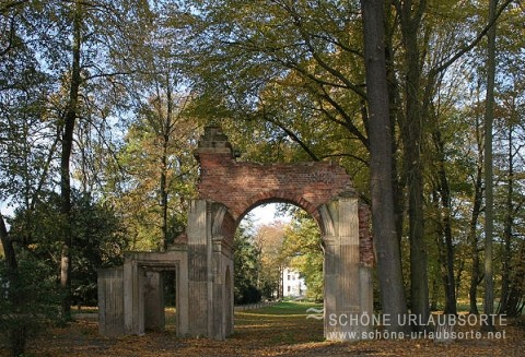Ferienwohnung - Dessau Wörlitz - Eyserbeck - Haus im Luisium