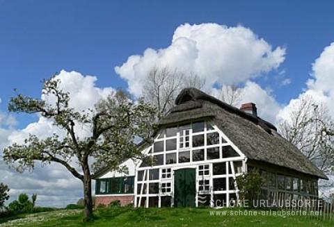 Schönes Ferienhaus - Ferien im Backhaus