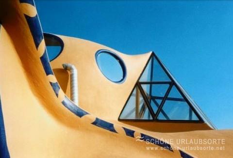 Eine Skulptur zum Wohnen - Casa Furna
