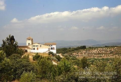 Hotel/Zimmer - Tarragona - Villa Mas d'Alerany