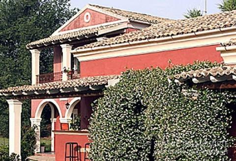 Hotel/Zimmer - Korfu - Villa De Loulia