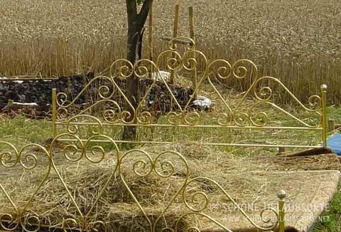 Ein Bett im Kornfeld