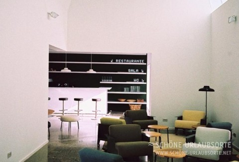 Hotel/Zimmer - Navarra - Hotel Aire de Bardenas
