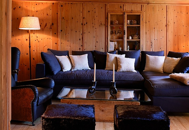Ferienhaus - Südtirol - San Lorenzo Mountain Lodge
