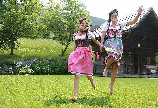 Ferienhaus - Nationalpark Hohe Tauern - Napoleonvilla - Ferienhaus für kreative Auszeiten