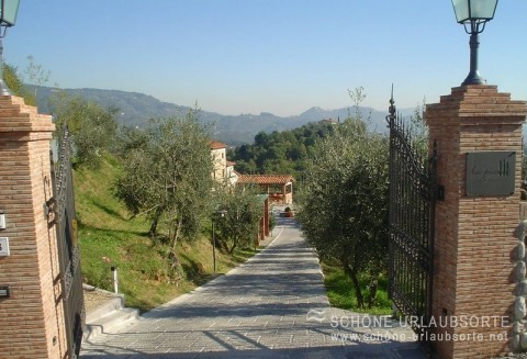 Bed & Breakfast - Lucca - La piana Hotel