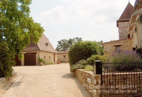 Ferienhaus - Dordogne - La Maison du Jardinier