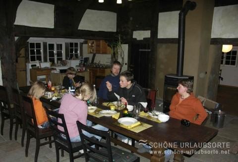 Ferienhaus - Artland - Artländer Heuerhaus Beuke