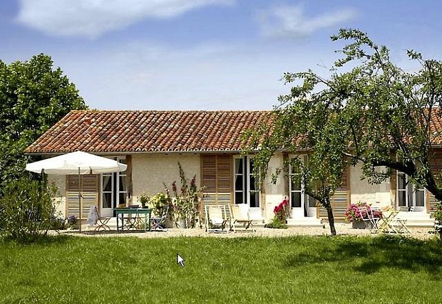 Ferienwohnung - Dordogne - La Grange Font Losse