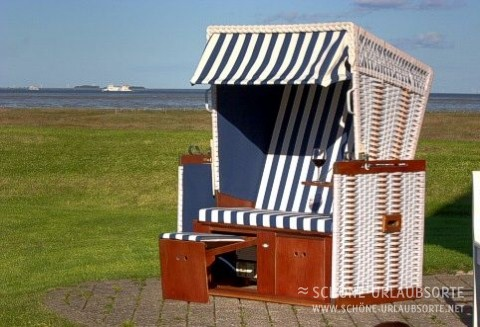 Ferienhaus - Nordsee - Inseln - Ferienhaus Reethaus Hallig Langeneß
