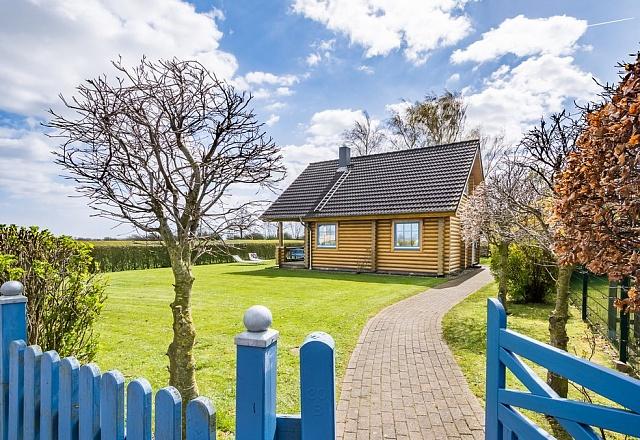 Ferienhaus - Schleswig-Flensburg - Blockhaus Schwackendorf