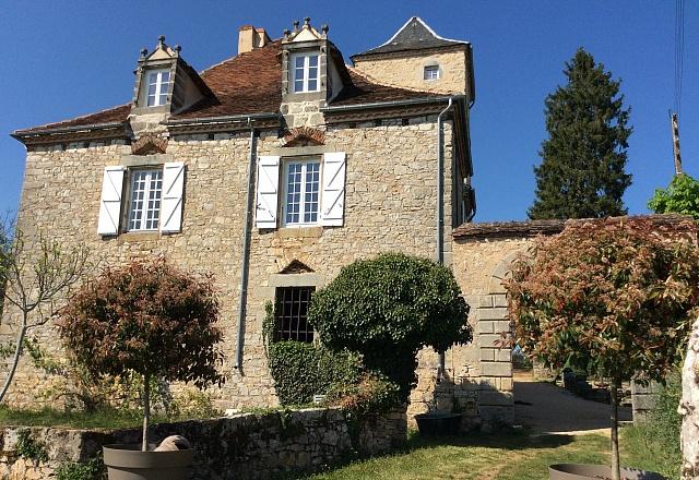 Bed & Breakfast -  Dordogne Tal - Château Plagne
