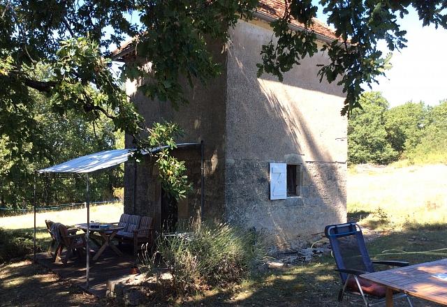 Ferienhaus -  Dordogne Tal - Taubenturm