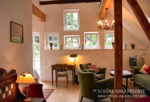 Hotel/Zimmer - Waldecker Land - Landhaus Bärenmühle
