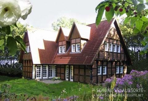 Ferienhaus - Emsland - Landhaus am Zauberwald