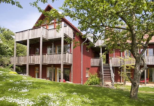Ferienwohnung - Ostsee Insel Usedom - Apfelgarten Usedom