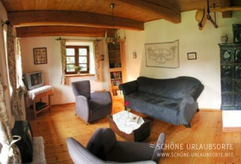 Ferienhaus - Oberbayern -