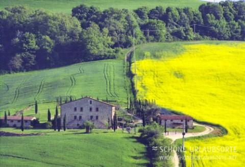 Ferienhaus Torrita - Toskana, Torrita di Siena