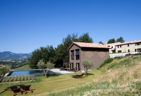 Ferienhaus - Provinz Ancona - Borgo Tranquillo
