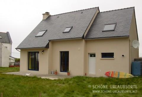 Ferienhaus - Finistère - Landeda, Finistère
