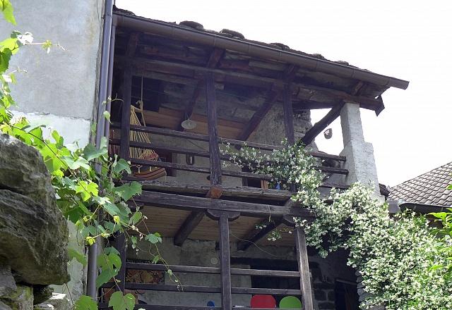 Ferienhaus - Tessiner Täler - Casa Giacomina