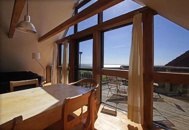 Ferienwohnung - Ostsee Insel Usedom - Alte Scheune Loddin
