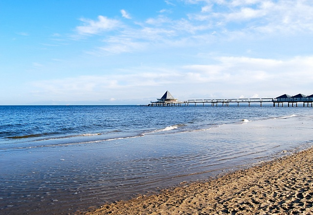 Ferienwohnung - Ostsee Insel Usedom - Schwedenrot