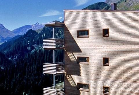 Appartementhaus Lechblick
