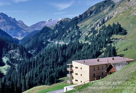 Ferienwohnung - Sonstige - Appartementhaus Lechblick