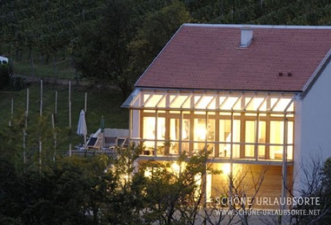 Ferienhaus - Südsteirisches Weinland - Pures Leben - Premiumhaus Steinriegel