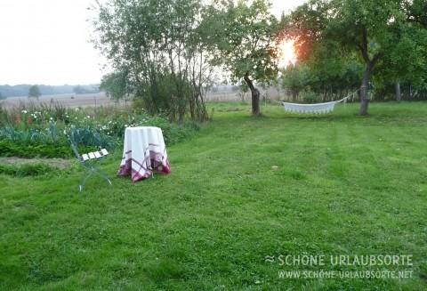 Ferienwohnung - Ostsee - Festland - ferienhof