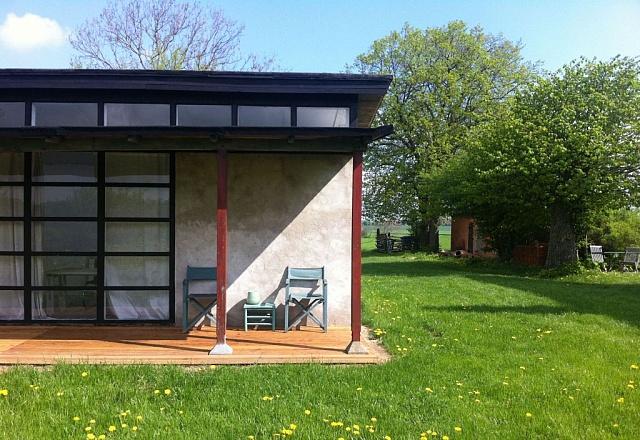 Ferienhaus - Ostsee - Festland - Teehaus