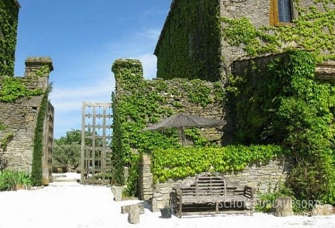 Ferienhaus - Aude - Villa Mas du Château auf Château de Villarlong