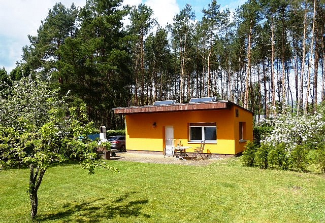 Ferienhaus - Oderbruch - Oderbruch Ferienhaus Am See