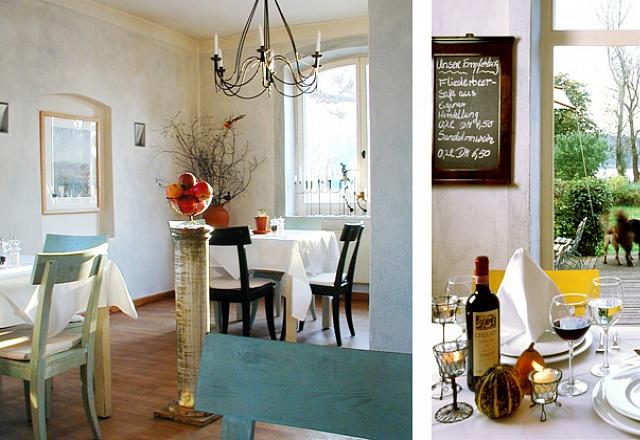Hotel/Zimmer - Schweriner Land - Westmecklenburg - Seehotel am Neuklostersee