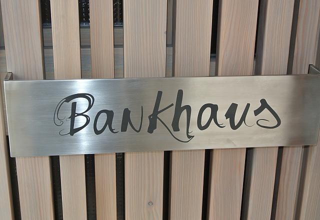 Ferienhaus - Oberpfalz - Chalet  - Bankhaus