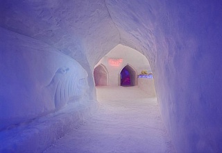 White Lounge - Iglu Dorf