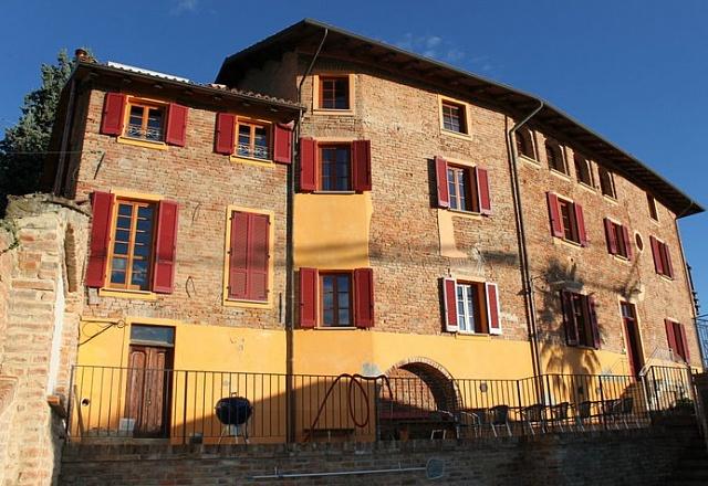 Urlaub mit Freunden in italienischer Villa
