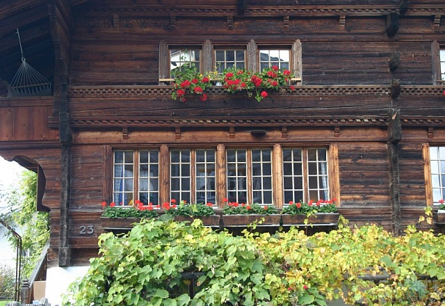 Bed & Breakfast - Jungfrau-Region - Lavendelhaus