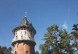 Ferien im historischen Wasserturm Waren