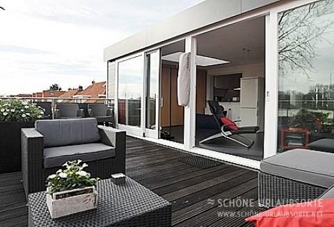 Ferienwohnung Am Kanal in Harlingen